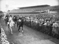 Victoria, Australia 1960s: 1960: Hi Jinx wins the Melbourne Cup. Picture: Herald Sun Image Library