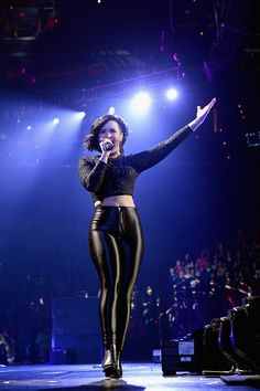 Demi Lovato, I know I have said this a bazillion times but she's so awesome!!