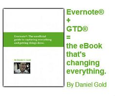 GTD - Getting Things Done in Evernote with One Notebook | 40Tech