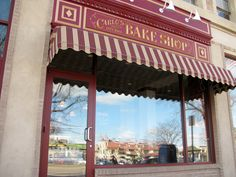 Carlo's City Hall Bake Shop - Ridgewood - New Jersey - Tony Mangia - Devil Gourmet - www.DevilGourmet.com