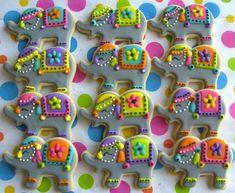We Love Elephants At Indian Weddings  cakepins.com