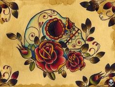 Traditional Tattoo Flash | KYSA #ink #tattooflash #tattoo