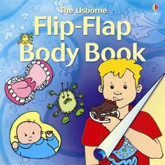 The 15 best human body books for children from usborne books images flip flap body book lively information book with friendly cartoon style illustrations fold fandeluxe Images