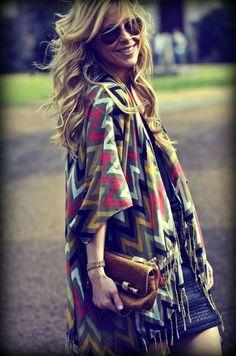 Un look estilo Nashville se verá increíble! #Fashion