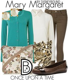Disney Bound - Mary Margaret