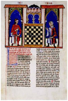 Alfonso X Book of Games. 113