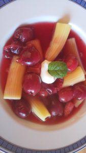 Zupa owocowa - Pani Doktor gotuje