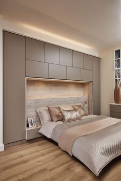 Awesome Modern Master Bedroom Storage Ideas Modern Master Bedroom Storage Ideas – New Modern Master Bedroom Storage Ideas, 2018 Shared Kids Room and Storage Ideas Full Size Bedroom Sets Small Bedroom Designs, Modern Bedroom Design, Master Bedroom Design, Home Decor Bedroom, Ikea Bedroom, Modern Design, Bedroom 2018, Bedroom Rustic, Wood Bedroom