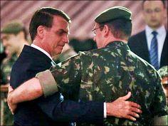 Jair Bolsonaro e general Mourão para a presidência em 2018?