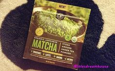 REVIEW TIME!!!!!!!!!! Check out my #blog as i #review Matcha (a green tea)  Head over to find out my morning #smoothie and my secret to my energy http://lolasdreamhouse.weebly.com/home/review-jade-leaforganic-japanese-matcha-green-tea-powder (Live link is in my Bio)  #blogger #blogpost #blogging #matcha #reviewmatcha #greentea #lolasdreamhouse #healhty #superfood #life #healhtylife #morningsmoothies #smoothierecipies #simplesmoothie #veganproduct #glutenfreeproduct