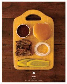 Texas - Stately Sandwiches