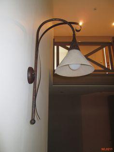 Verlichting: wandlampen