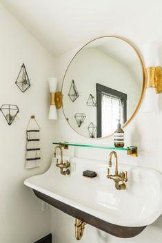 black / white bathroom ideas