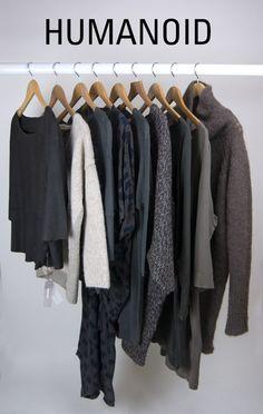 humanoid clothing new season
