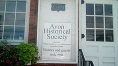 Avon Historical Society