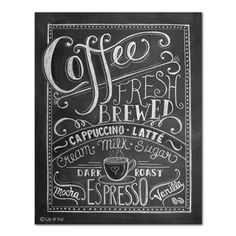 Coffee Lover's - Print #Coffee #Kitchen #Print