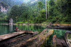 Cheow Lan Lake Khao Sok National Park