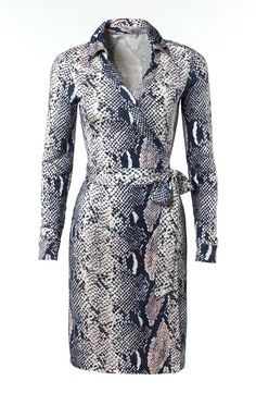 Gorgeous! Diane von Furstenberg Silk Jersey Wrap Dress