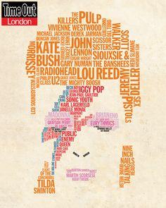 David Bowie, from Brixton to 'Blackstar'