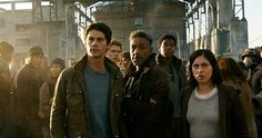 First Look at Dylan O'Brien in Maze Runner 3: Death Cure -- The official synopsis and first look photos have arrived for the franchise finale Maze Runner: The Death Cure. -- http://movieweb.com/maze-runner-3-death-cure-dylan-obrien-photos/