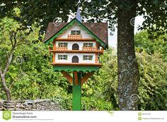 Risultati immagini per garden bird house