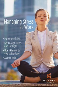 We've got some great tips for managing stress at work.  Listen to Angela and Amanda share their tips: http://murphyresearch.com/managing-stress-work/?utm_content=buffera15ac&utm_medium=social&utm_source=pinterest.com&utm_campaign=buffer #stress #work #yoga #healthy #namaste #tips #managingstress #laughter #planner #apps #health #anxiety #success #business #refreshed #sleep #health #stressfree #agency #agencylife #whereiwork #marketresearchlife