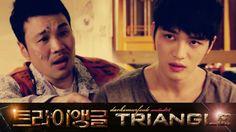 트라이앵글 / Triangle [episode 5] #episodebanners #darksmurfsubs #kdrama #korean #drama #DSSgfxteam UNITED06