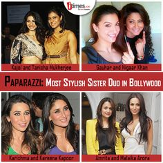 Which duo according to you is the most stylish star sister duo in #Bollywood? Vote here -