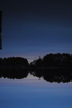 The Rapp at Night