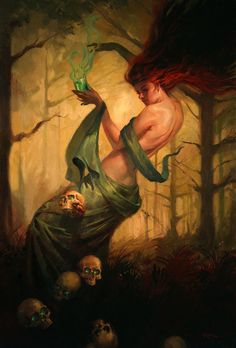 Absinthe Fairy by LucasGraciano on DeviantArt