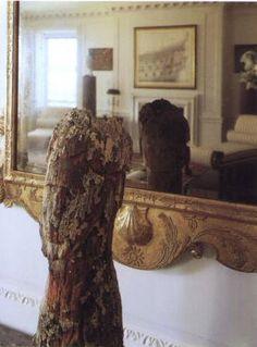 Bill Blass Home In Connecticut Antique Art Beautiful Interiors