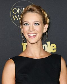 YAEL GROBGLAS at Peoples Ones to Watch in Hollywood  actress YAEL GROBGLAS