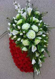 Grave Flowers, Altar Flowers, Wedding Flowers, Funeral Bouquet, Funeral Flowers, Large Flower Arrangements, Funeral Flower Arrangements, 50th Anniversary Centerpieces, Funeral Sprays