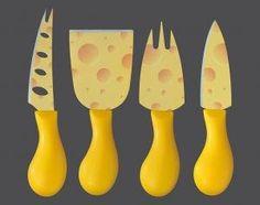 Zassenhaus Käsemesser-Set Cheese 4tlg. - http://besteckkaufen.com/zassenhaus/zassenhaus-kaesemesser-set-cheese-4tlg