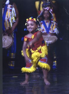 AFRICAN DANCING | ... performance by The Universal African Dance and Drum Ensemble
