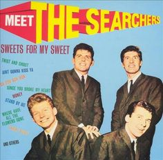 """from """"Meet The Searchers"""" 1963 Written by Russell, Medley The Searchers are; Drums, Vocals - Chris Curtis Lead Guitar, Vocals - Michael Pender Lead Vocals, B. You Broke My Heart, You Broke Me, My Heart Is Breaking, The Searchers, Twist And Shout, British Invasion, Stand By Me, Music Stuff, Music Publishing"""