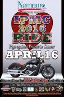 Orlando, FL - April 16, 2016: The Fourth Annual Pigs Against Pediatric Cancer Ride will hit the streets in support of our kids at Nemours Children's Hospital.