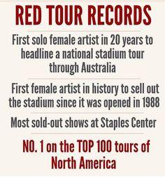 de4df64c1fd3 The RED Tour Taylor Swift Fan, Taylor Swift Songs, Long Live Taylor Swift,