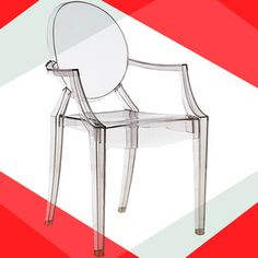 Kartell ghost chairs