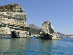 milos island!!