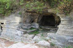 Tombs at Lappa