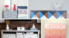Painted furniture to inspire your next project