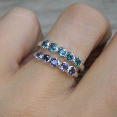 Great idea but with our birthstones