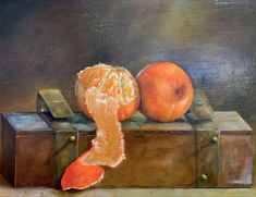 Mandarins in the studio... Blast from the past... I am getting a lot of Enquiries for the Still Life work that I do.  I have been concentrating on abstracts a lot lately, but maybe its time to pull some beetroot and mandarins out for a bit fo classical painting techniques, something I love just as much to do, but challenging in a completely different way.  Still life painting is highly concentrated effort. Using all my faculties of 'seeing' rather than 'feeling'... life in art… Dutch Artists, Beetroot, Beautiful Artwork, Painting Techniques, Still Life, Effort, The Past, Van, Studio