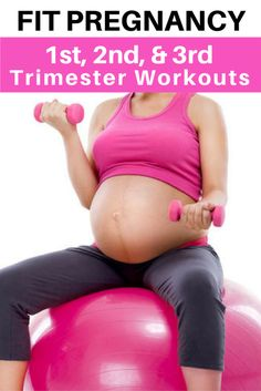 A Pregnancy workout for every trimester.This kind of Pregnancy workout is safe & can be done at home with no equipment to help prevent too much weight gain.