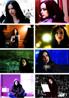 Jessica Jones: I'm just trying to make a living