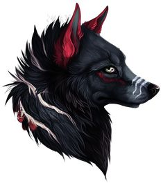 wolf names warriors * wolf names ; wolf names ideas ; wolf names native americans ; wolf names and meanings ; wolf names male ; wolf names warriors Anime Wolf, Fantasy Wolf, Fantasy Art, Fantasy Dragon, Fantasy Creatures, Mythical Creatures, Anime Animals, Cute Animals, Wild Animals