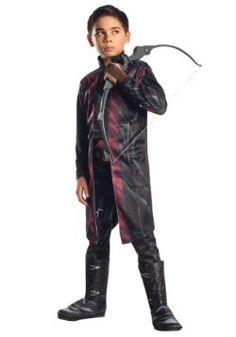 Child Deluxe Hawkeye Avengers 2 Costume