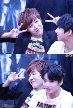 My love, BTS J-Hope  (feat. Jungkook)  ....photo credit to owner