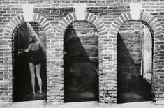 Available for sale from Bruce Silverstein Gallery, Larry Silver, Beach Showers, Westport CT Gelatin silver print, 16 × 20 in Photography Guide, Beach Photography, Black And White Beach, Beach Shower, Gelatin Silver Print, Take Better Photos, Photo B, Historical Society, Public Art